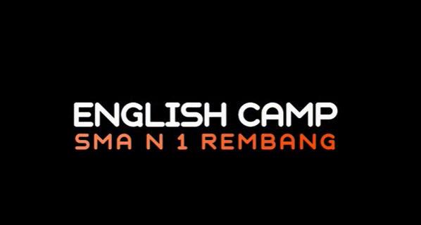 englih camp